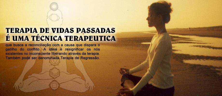Resultado de imagem para A TERAPIA DE REGRESSÃO ÀS VIDAS PASSADAS